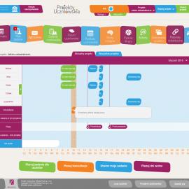 Internetowy System Projektów Uczniowskich